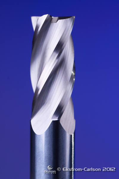 4F Upcut Center Cutting End Mill 1