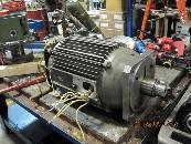 Haas Spindle Repair