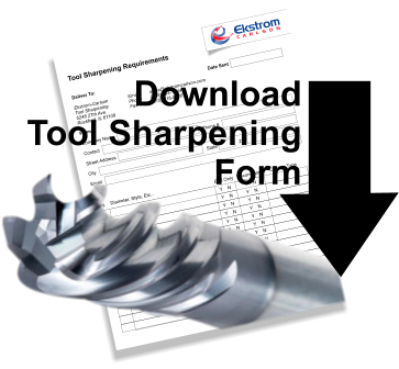 Tool Sharpening Form
