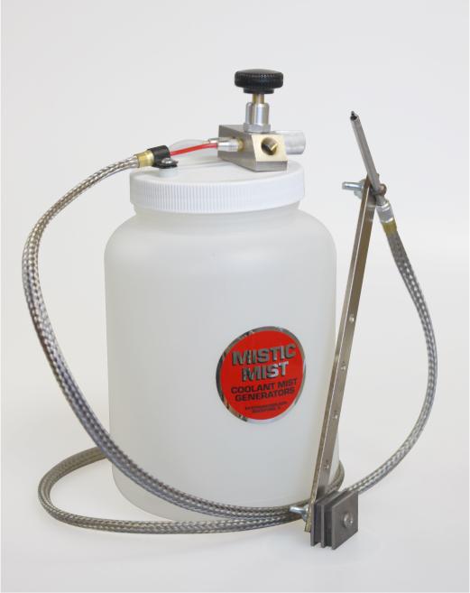 Mist Cooling System : Ekstrom carlson mistic mist spray system cooling