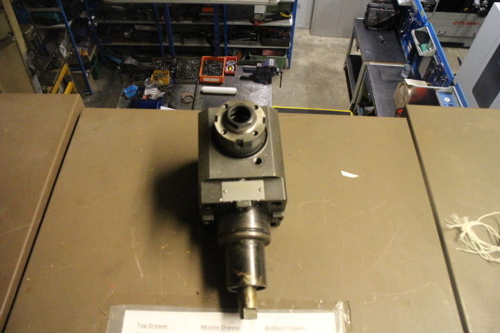Eppinger live tool, 305766-10, R78684A, 6000rpm