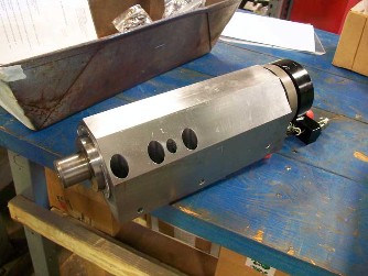 GMS TSE 100 Spindle Quote