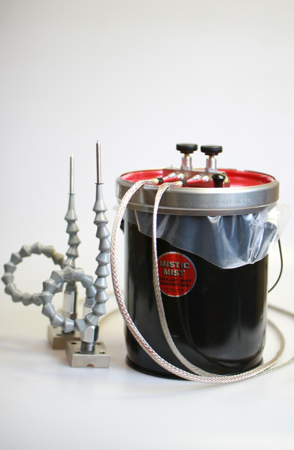 Cool Mist Coolant Tank System : Ekstrom carlson cooling mist spray system mistic