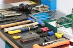 Tooling Repair Clean Room