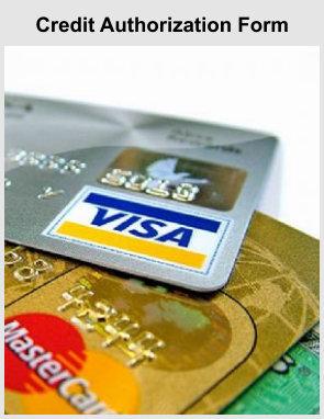 credit authorization