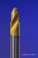 2 FLute Coolant Thru Custom Step Drill